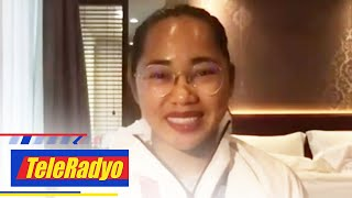 Hidilyn Diaz reacts to her Olympic gold-medal win | TeleRadyo