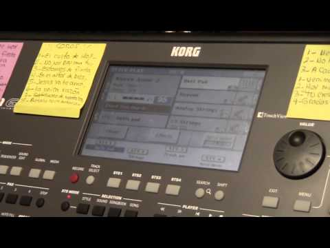 ritmos en venta para korg pa 600 en venta y demostracion de teclado    843 367 1794