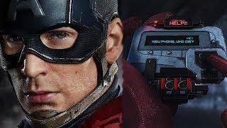 CONFIRMED: Captain America's Plan For Avengers: Endgame Revealed?!