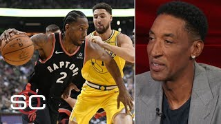 Scottie Pippen talks Warriors' quest for a 3-peat, 'The Drake Factor' and KD   SportsCenter
