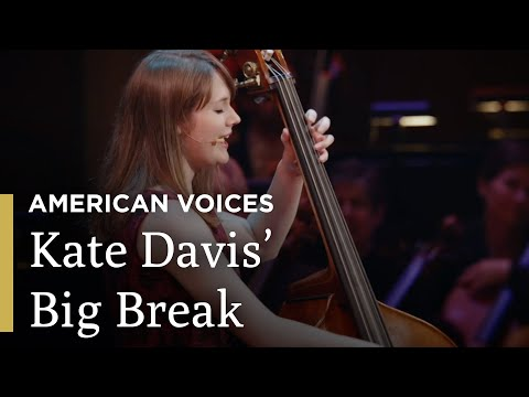 Kate Davis Gets Big Break at American Voices Concert   Great Performances on PBS