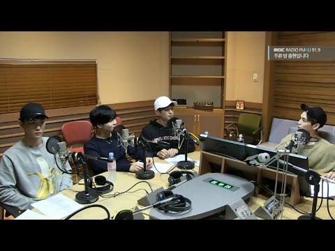 161007 푸른밤 종현입니다 SHINee 보이는라디오  full
