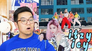 "ITZY ""ICY"" MV TEASER Reaction"