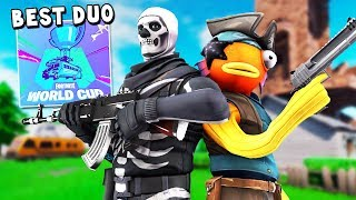 BEST FORTNITE DUO IN THE WORLD