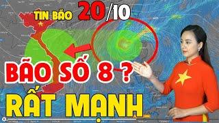 🔴[TRỰC TIẾP]TIN BÃO LỚN | Dự báo thời tiết hôm nay ngày 19/10/2020 và 3 ngày tới | Tình hình mưa lũ