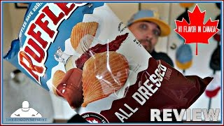 RUFFLES® ALL DRESSED POTATO CHIP REVIEW