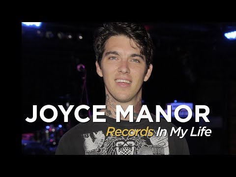 Joyce Manor - Records In My Life (2018 interview)