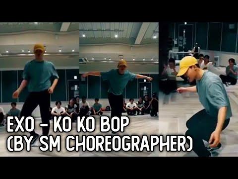 EXO - Ko Ko Bop (By Sm Choreographer)