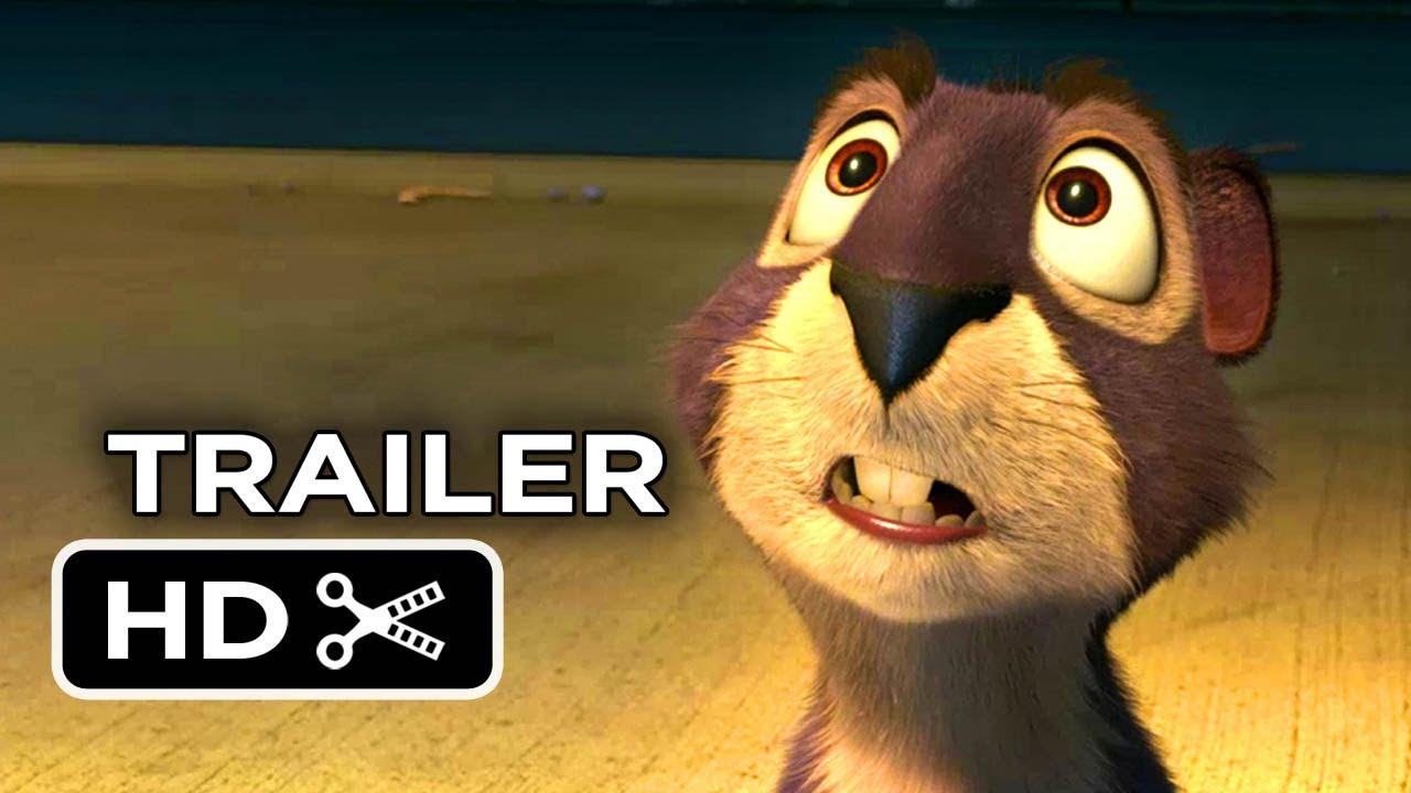 Крадци на ядки (2014) Трейлър