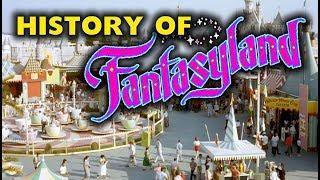 Looking back at the history of Fantasyland dark rides   Disneyland 2019-07-20 Pt. 1