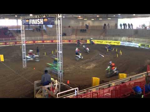 Victory Sports Indoor Winter MX Series Fletcher, NC