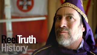 Inside the Ku Klux Klan Meeting The Imperial Wizard | Secret Society Documentary | ReelTruth.History
