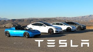 Which Tesla is the FASTEST?