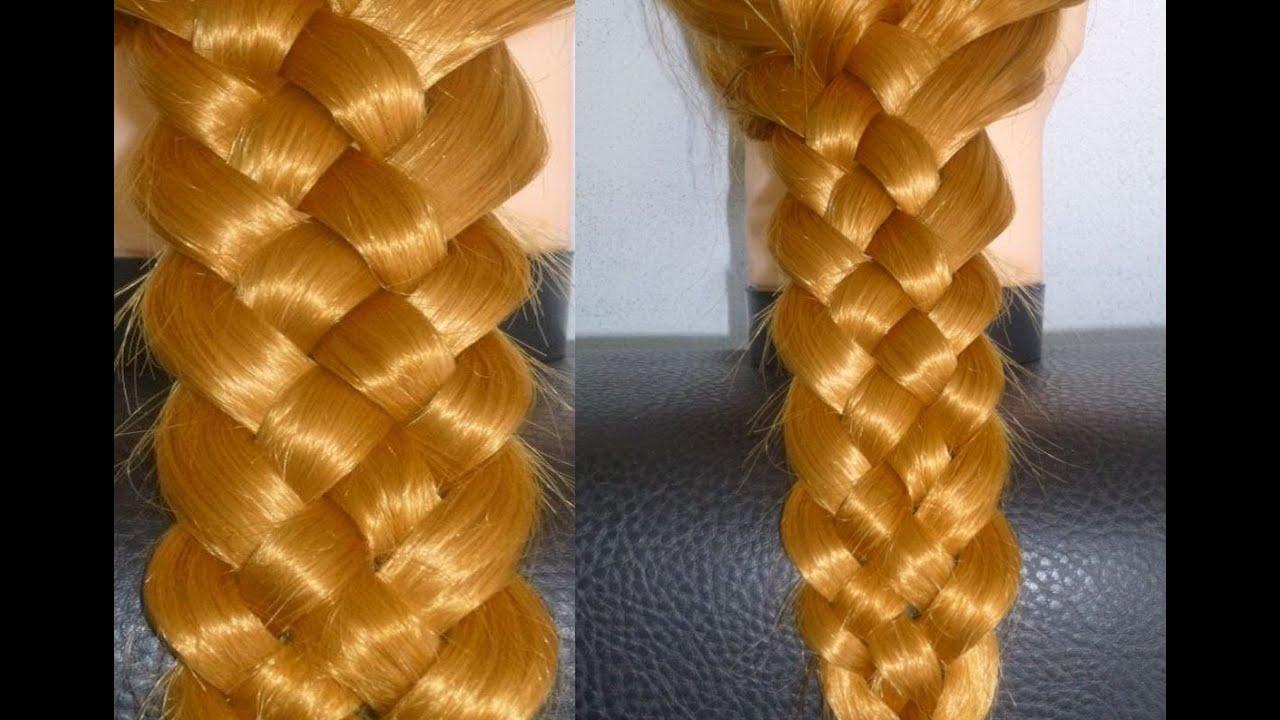 5 str hnen zopffrisur flechten schulfrisuren alltagsfrisuren 5 strand braid hair trenzas. Black Bedroom Furniture Sets. Home Design Ideas