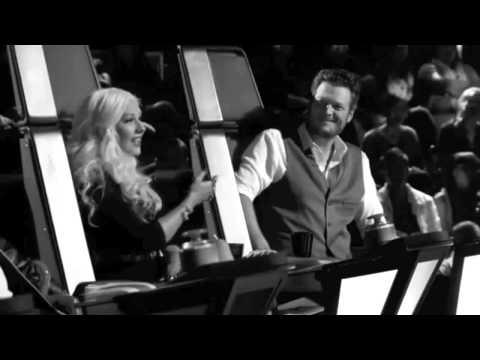 Christina Aguilera and The Voice (Fun moments)