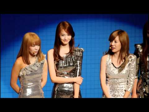 [Fancam] 110118 Yoona SNSD - Hoot, Interview, Visual Dreams@2nd Gen Intel CP Conference
