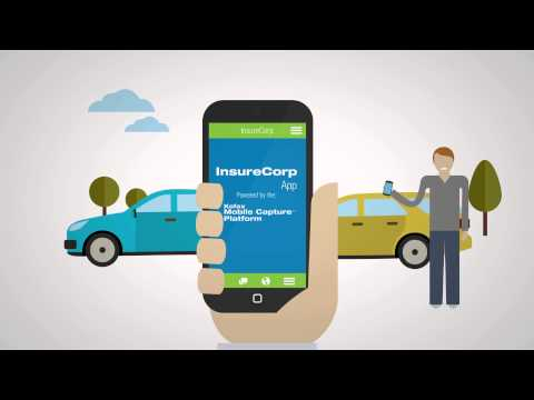 Kofax Mobile Capture Platform -- Insurance Claims