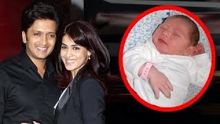 Riteish & Genelia Blessed With a Baby Boy!..