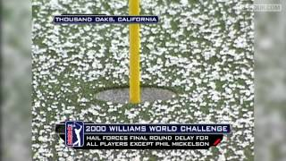 Top 10: Weather Interruptions on the PGA TOUR