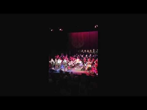Seattle Rock Orchestra Performs Michael Jackson - Thriller @seattlerockorchestra @michaeljackson