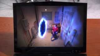 The Big Bang Theory S06E08 The 43 Peculiarity - Wormhole generator test