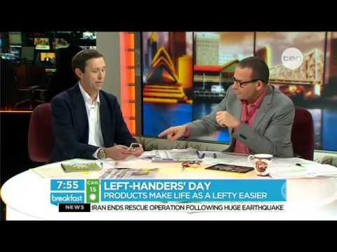 International left handers day