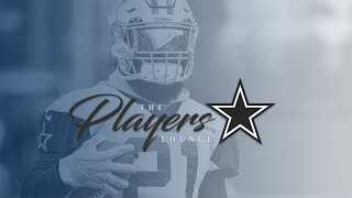 Player's Lounge: Is This A Must Win? | Dallas Cowboys 2020