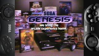 ARCADE VS SEGA Genesis (Sega Genesis\All Commercial) Full HD