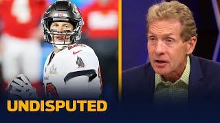 I won't be surprised if Tom Brady wins MVP at age 44 — Skip | NFL | UNDISPUTED