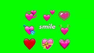 you so f precious when you smile green screen template