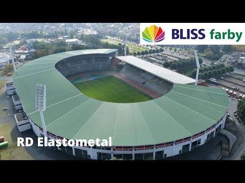 Elastometal - roof cover