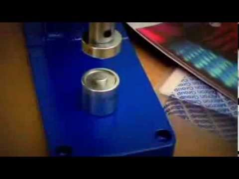 Micron TEP-3 Grommet Attaching machine Plastic Grommet Installation
