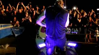 Shinedown - Simple Man live 8/17/2012 Kansas City Uproar Festival HD upclose!