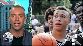 RJ Hampton 'is going to be the end of the one-and-done' - David Jacoby | Jalen & Jacoby