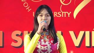 HKSVVN 2018: Trần Nữ Việt Thương (MS 426) - Trường ĐH Đông Á Đà Nẵng