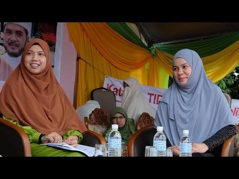 HARAP 3.3 - Wacana Halatuju Muslimat Muda Bersama Farrah Asyikin