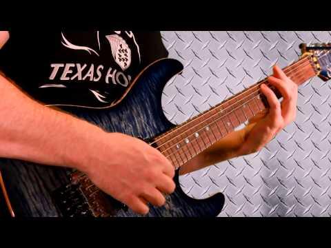 Megadeth - A Tout Le Monde (Guitar Cover HD)