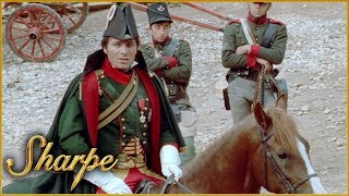 Comte Reveals To Be Napoleon's Agent | Sharpe