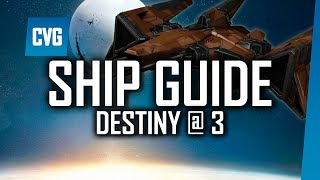 Destiny Gameplay - Your Essential Guide to Spaceships | Destiny at 3