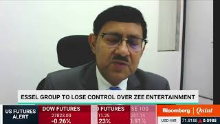 Essel Group: Subhash Chandra To Lose Control Of Flagship Zee Entertainment