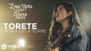 """Moira Dela Torre - Torete """"Love You To The Stars And Back"""" (Official Movie Theme Song)"""