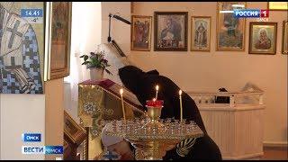 В Храме священномученика Сильвестра Омского разрешили делать селфи
