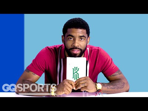 10 Things Kyrie Irving Can't Live Without | GQ