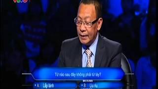 Ai la trieu phu 1/7/2014 Nguoi choi Pham Trung Dung - Do Thai Ha