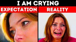 EXPECTATION VS REALITY...