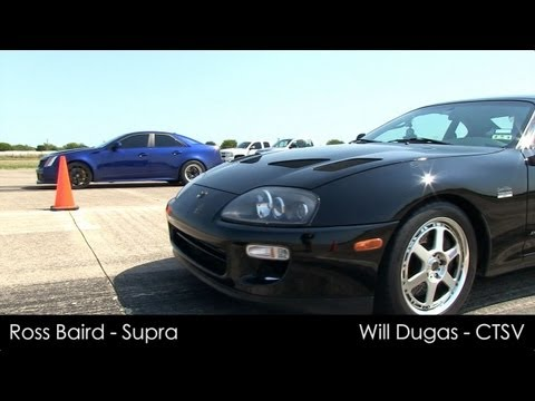 Supra vs CTSV - Texas Invitational testing