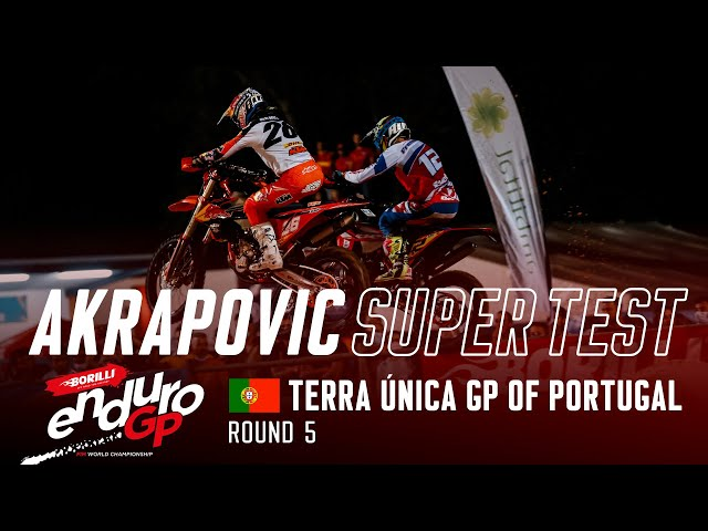 SuperTest EnduroGP Portugal 2021