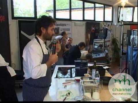 Carlo Cracco cooking show