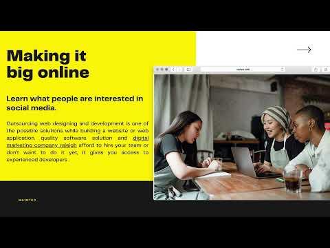 Best Digital Marketing Company | Digital Marketing Services NC