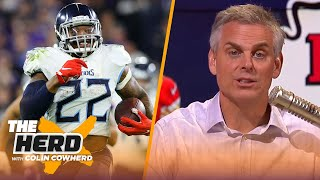 Chiefs have luxury of paying Jones because of Mahomes, Colin talks Henry extension | NFL | THE HERD